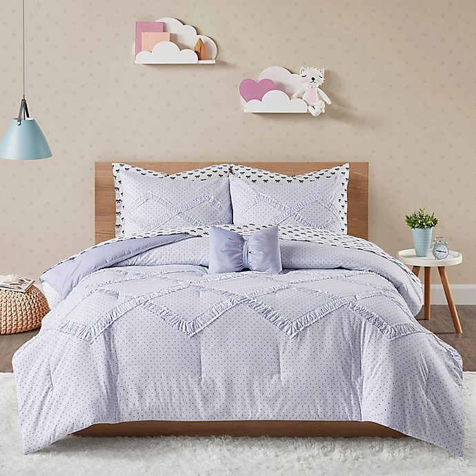 Alternate image 1 for Felicity Twin/Twin XL Comforter Set