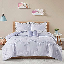 Felicity Twin/Twin XL Comforter Set in Blue