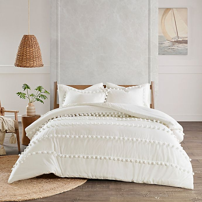 Alternate image 1 for Madison Park Leona Comforter Set