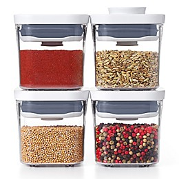 OXO Good Grips® 4 Piece Mini POP Container Set