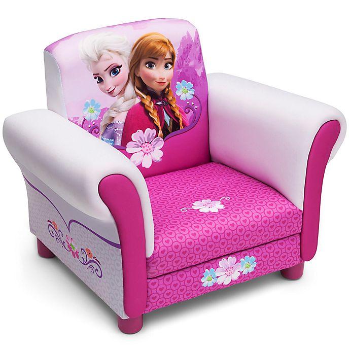 Alternate image 1 for Delta Children Disney® Frozen Kids Upholstered Chair