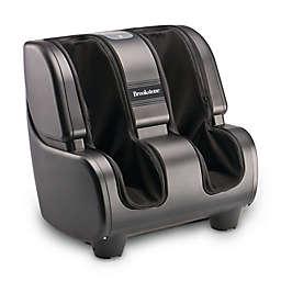 Brookstone® Foot & Calf Massager in Black