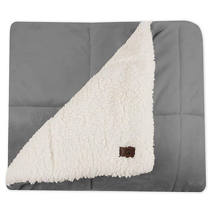 Alternate image 1 for UGG® Avalon Reversible Throw Blanket