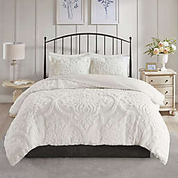 Madison Park Viola 3-Piece Duvet Cover Set