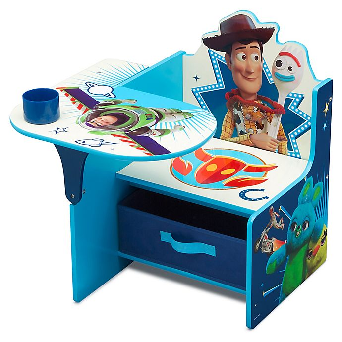 Alternate image 1 for Disney Toy Story 4 Chair Desk with Storage by Delta Children