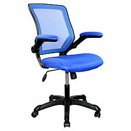 Techni Mobili Task Office Chair in Blue