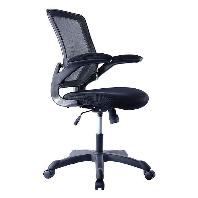Alternate image 1 for Techni Mobili Task Office Chair in Black