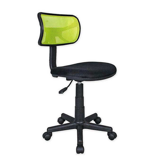 Alternate image 1 for Techni Mobili Medium Back Mesh Assistant Office Chair