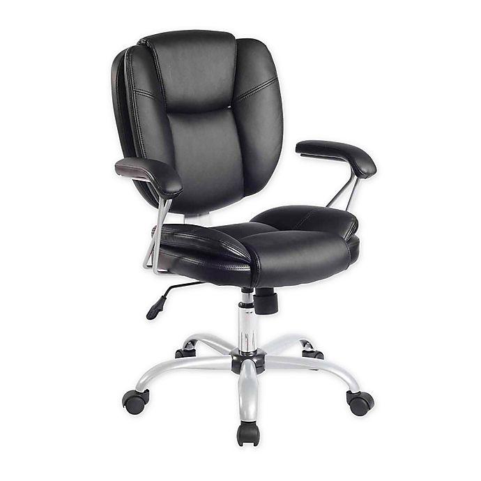 Alternate image 1 for Techni Mobili Midback Mesh Task Chair