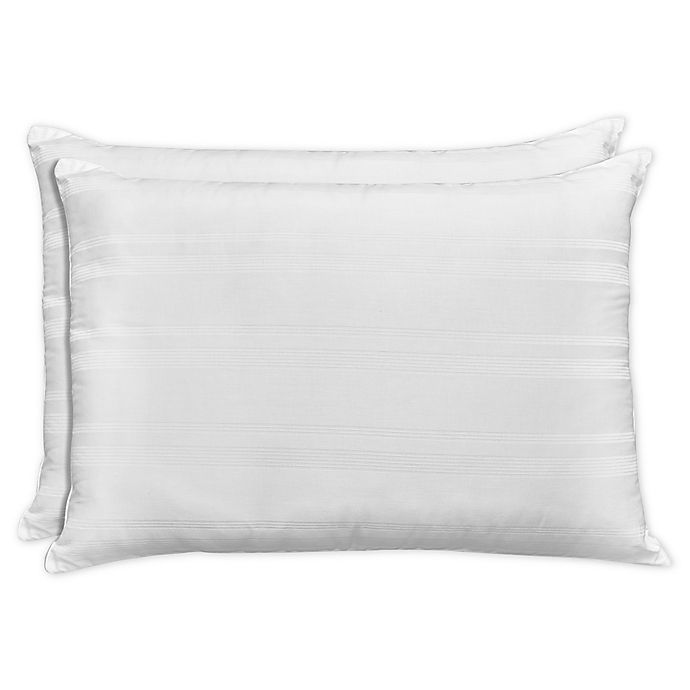 Alternate image 1 for SALT™ 2-Pack Microfiber Bed Pillows