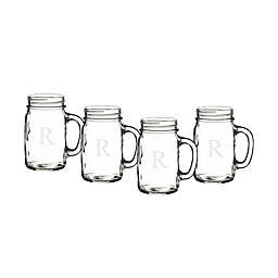Cathy's Concepts Old Fashioned Drinking Jars (Set of 4)