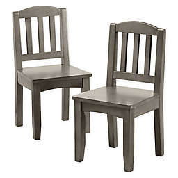 Marmalade™ Kingsley Play Chairs in Driftwood (Set of 2)