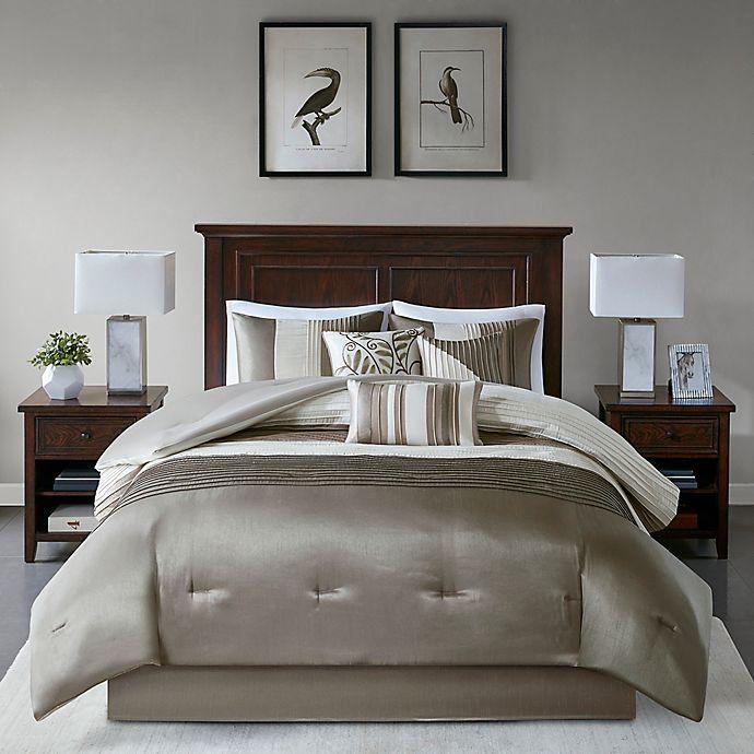 Alternate image 1 for Madison Park® Amherst 7-Piece Comforter Set