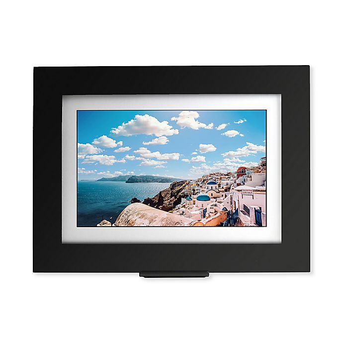 Alternate image 1 for Brookstone® PhotoShare Friends and Family Cloud Frame