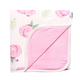 Copper Pearl™ Grace 3-Layer Reversible Quilt in Pink Flower