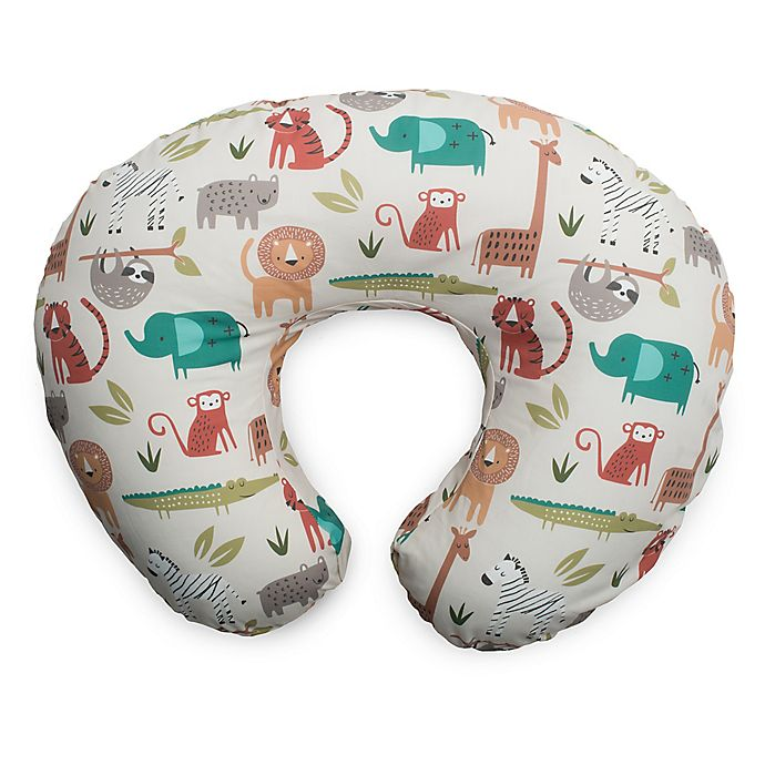 Alternate image 1 for Boppy® Original Nursing Pillow and Positioner in Neutral Jungle Colors