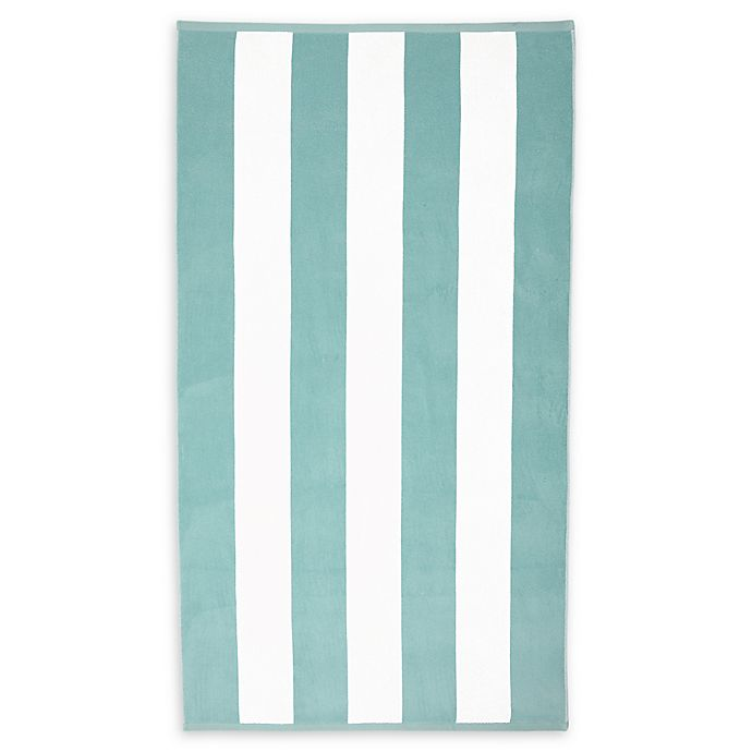 Alternate image 1 for Wamsutta® Stripe Beach Towel