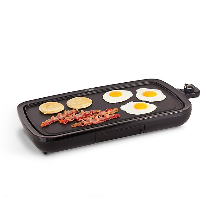Alternate image 1 for Dash™ Everyday Griddle