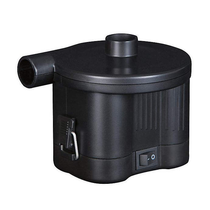 Alternate image 1 for Sidewinder Battery Operated Air Pump
