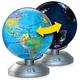 Discovery™ 2-in-1 Day and Night Globe