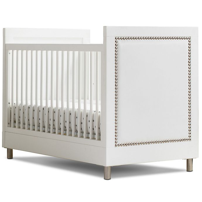 Alternate image 1 for Simmons Kids Avery 3-in-1 Convertible Crib by Delta Children