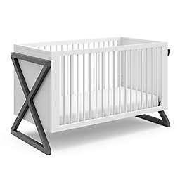 Storkcraft™ Equinox 3-in-1 Convertible Crib in Grey