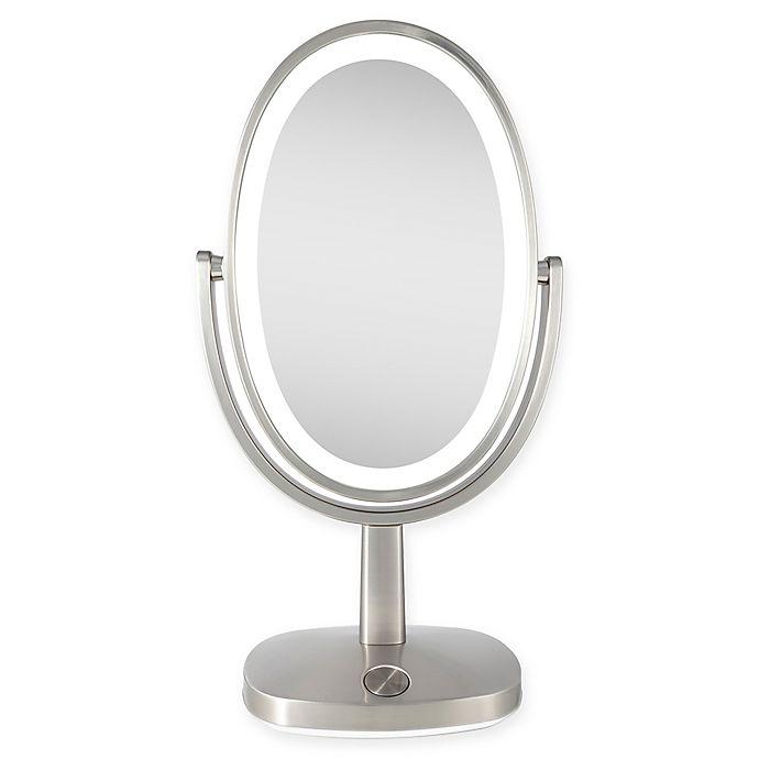 Alternate image 1 for Zadro® Newport Ultra Bright Adaptive Color LED Mirror