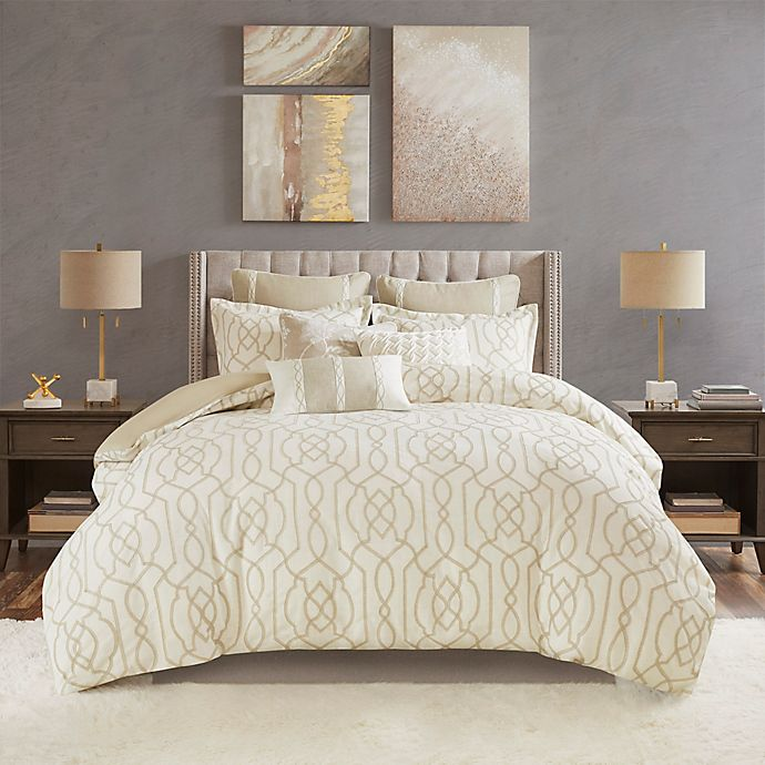 Alternate image 1 for Madison Park Signature Clarity 8-Piece Comforter Set