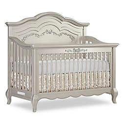 evolur™ Aurora 4-in-1 Convertible Crib in Metallic Gold Dust