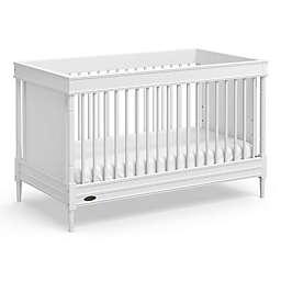 Graco® Ashleigh 3-in-1 Convertible Crib in Pebble Grey