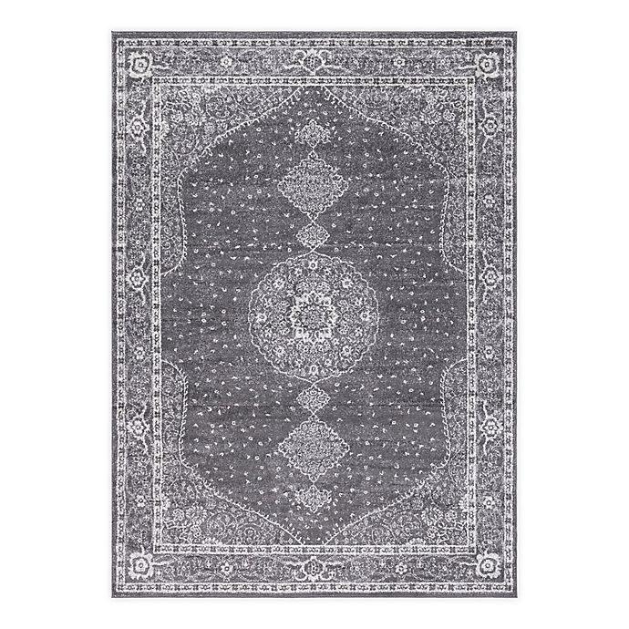 Alternate image 1 for Unique Loom Bromley Midnight Area Rug