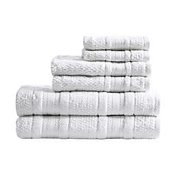Madison Park Essentials Adrien 6-Piece Bath Towel Set