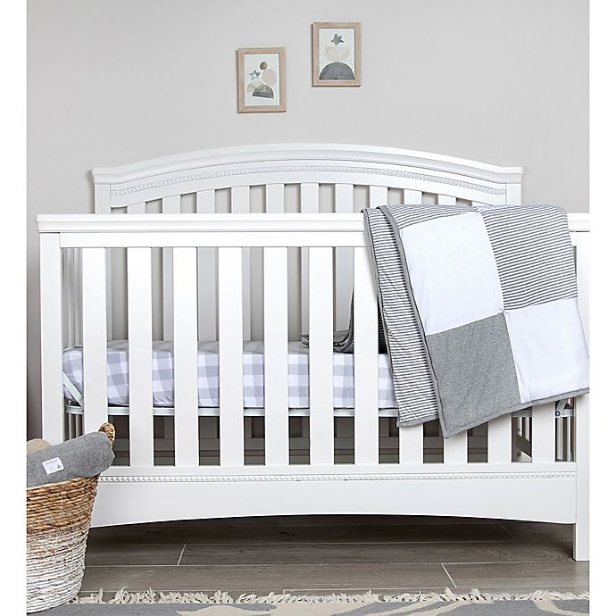 Alternate image 1 for Burt's Bees Baby® A-Bee-C Organic Cotton Bedding Collection