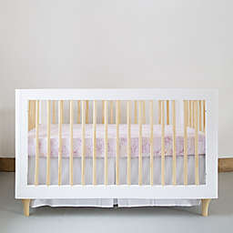 Burt's Bees Baby® Peach Floral Organic Cotton Bedding Collection