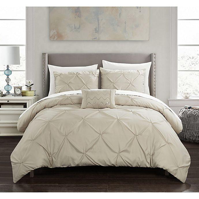 Alternate image 1 for Chic Home© Weber 8-Piece Bed in a Bag Comforter Set