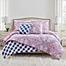 Part of the Isaac Mizrahi Home Natalia 3-Piece Comforter Set