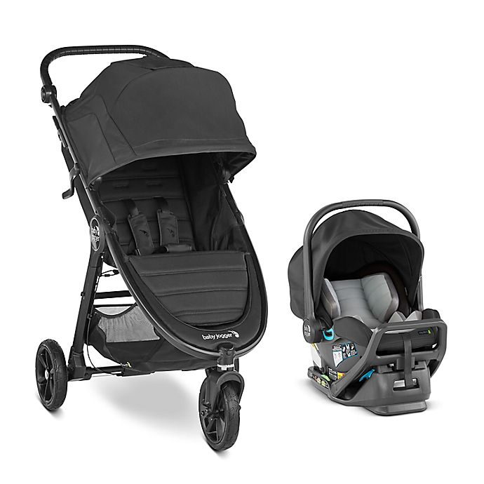 Alternate image 1 for Baby Jogger® City Mini® GT2 Travel System