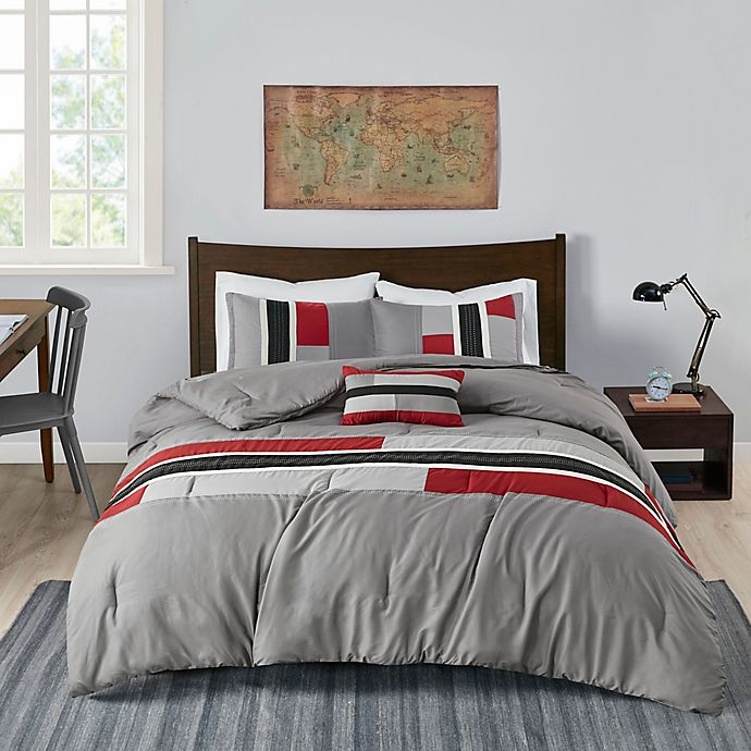 Alternate image 1 for Mi Zone Pipeline Twin/Twin XL Comforter Set
