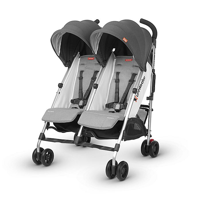 Alternate image 1 for G-LINK® 2 Double Stroller by UPPAbaby®