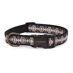 Pendleton® Harding Dog Collar in Black