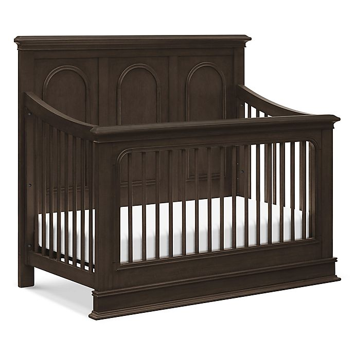 Alternate image 1 for Million Dollar Baby Classic Rhodes 4-in-1 Convertible Crib