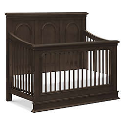 Million Dollar Baby Classic Rhodes 4-in-1 Convertible Crib in Brownstone