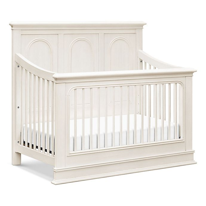Alternate image 1 for Million Dollar Baby Classic Rhodes 4-in-1 Convertible Crib in Cotton
