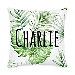 Carousel Designs® Painted Square Throw Pillow
