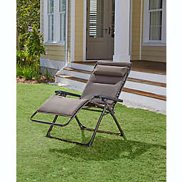 Never Rust Aluminum Outdoor Oversized Adjustable Relaxer