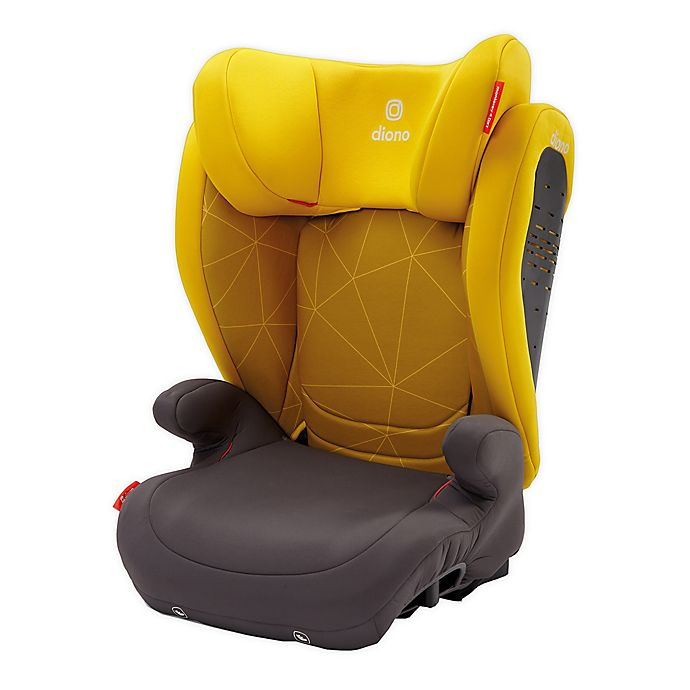 Alternate image 1 for Diono® Monterey® 4DXT Expandable Booster Seat