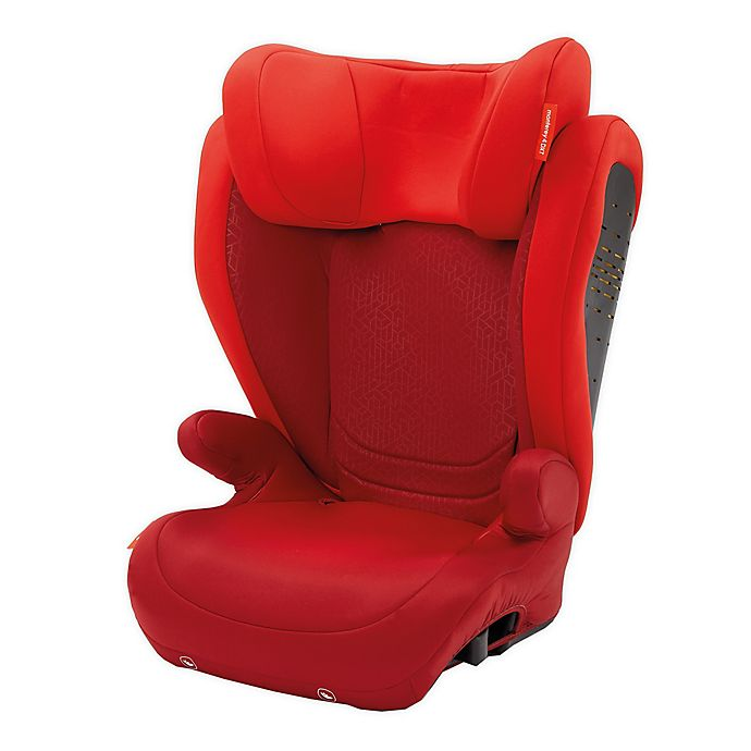 Alternate image 1 for Diono® Monterey® 4DXT Expandable Booster Seat in Red