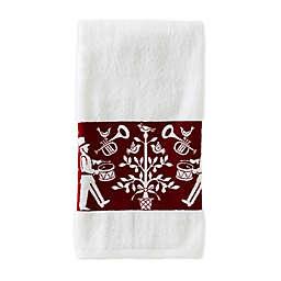 Vern Yip by SKL Home Christmas Carol Bath Towel Collection