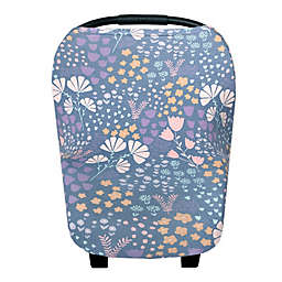 Copper Pearl™ Meadow 5-in-1 Multi-Use Cover in Blue Floral