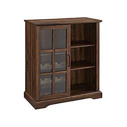 Forest Gate™ Sliding Door Bar Cabinet